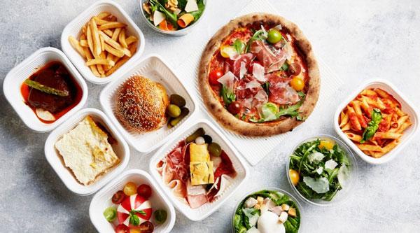 イタリア料理 スプレンディードのテイクアウトメニュー