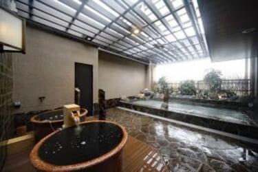 ドーミーイン川崎の露天風呂