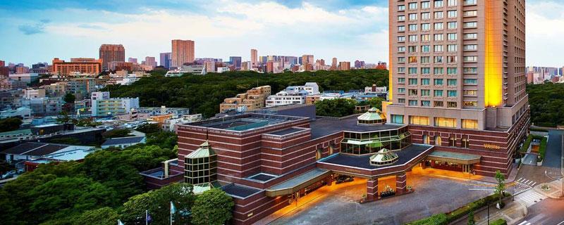 ウェスティン東京