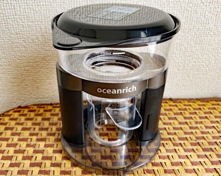 oceanrich Plusの全体像