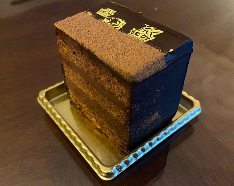 リッツカールトン・チョコレートケーキ(ザ・リッツ・カールトン・グルメショップ)