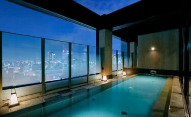 カンデオホテルズ大阪なんば 屋上露天風呂