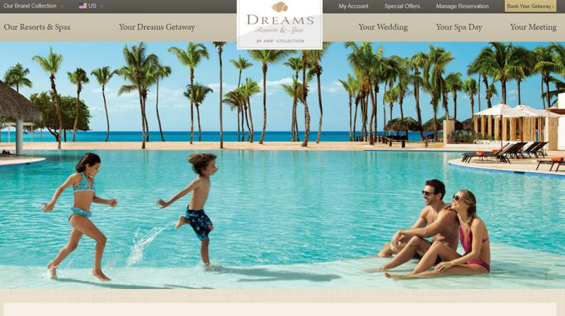 DreamsResorts & Spas