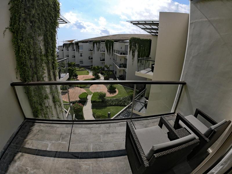 シェラトン・バリ・クタ・リゾート 室内からの眺め